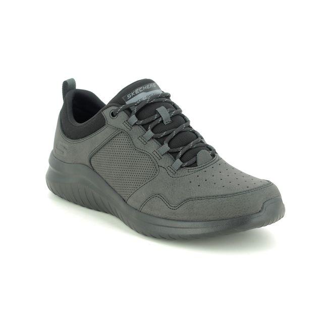 Skechers Trainers - Black - 52779 KRINSIN FLEX 2