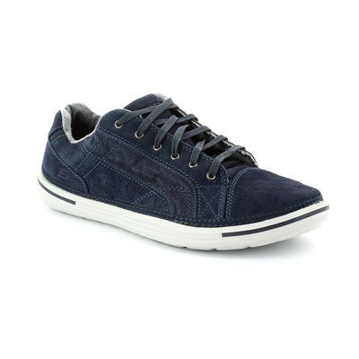 Skechers Landen 64352 NVY Navy casual shoes