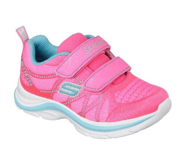 Skechers First Shoes - Navy - 81497/767 LIL GLAMMER