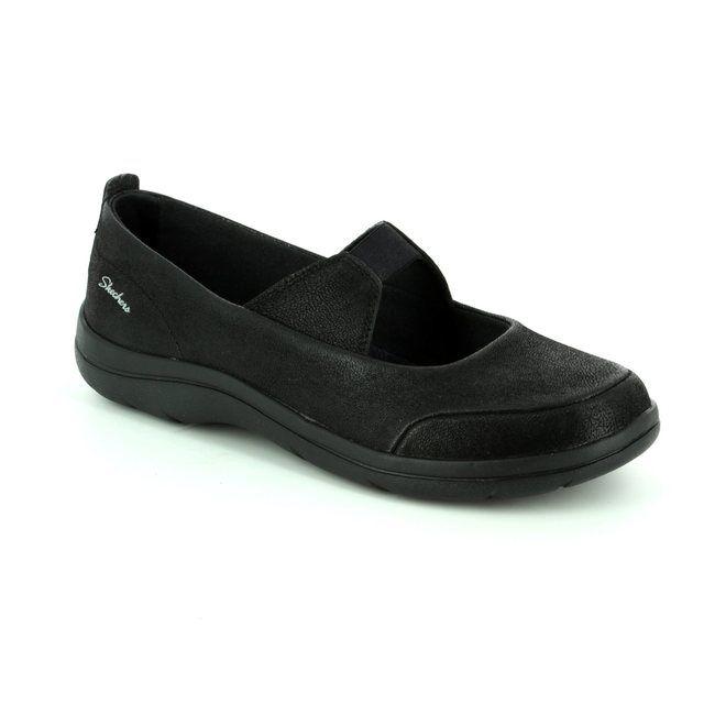 Skechers Trainers - Black - 48856/017 LITE STEP