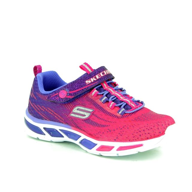 Skechers Everyday Shoes - Hot pink - 10667 LITEBEAMS