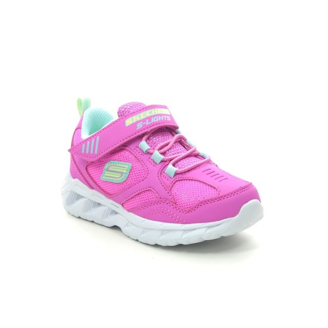 Skechers Trainers - Pink - 302092N MAGNA LIGHTS
