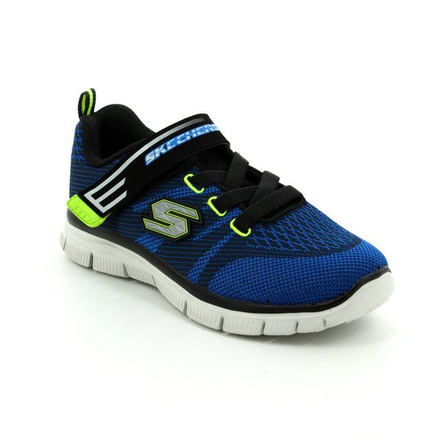 Skechers Everyday Shoes - Navy-Blue - 95523 MASTERMIND
