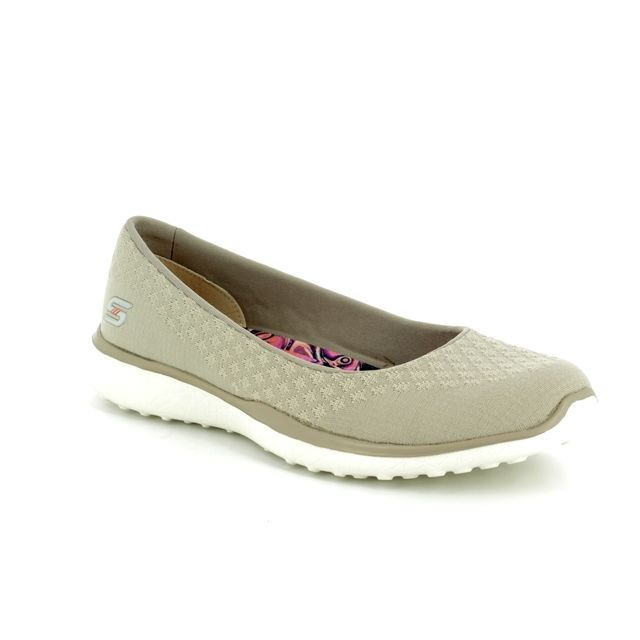 Skechers Pumps - Natural tan - 23312 MICROBURST