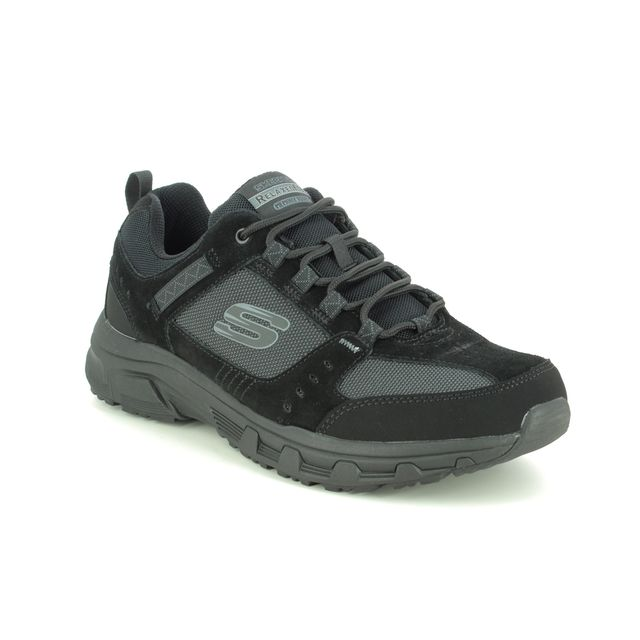 Skechers Trainers - Black - 51893 OAK CANYON RELAXED FIT