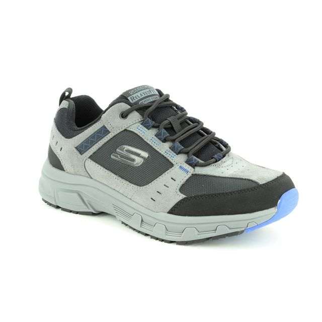 Skechers Trainers - Grey - 51893 OAK CANYON