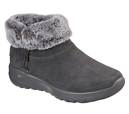 Skechers Ankle Boots - Charcoal - 144003 ON THE GO CHUG