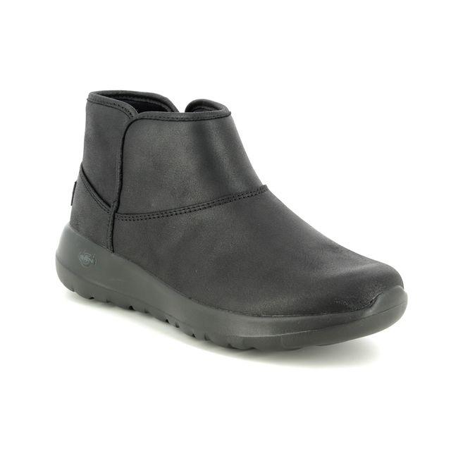 Skechers On The Go Joy 15504 BBK Black ankle boots