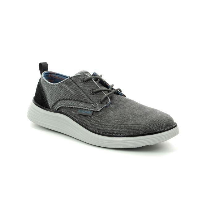 Skechers Casual Shoes - Black - 65910 PEXTON