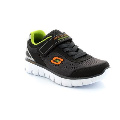 Skechers Power Rush 95499 CHAR Charcoal everyday shoes