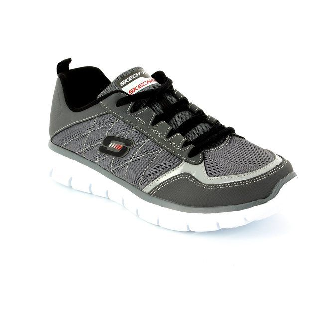 Skechers Everyday Shoes - Grey - 95495/00 POWER SWITCH