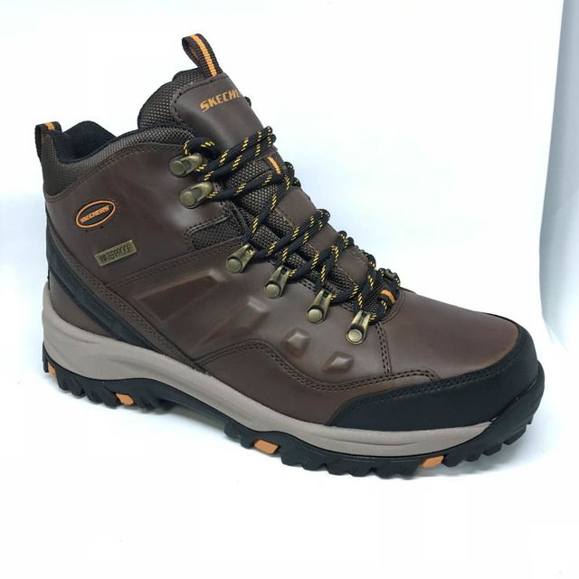 Skechers Boots - Dark brown - 65529 RELMENT TRAVEN
