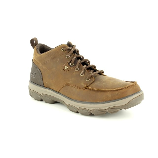 Skechers Boots - Brown - 65585 RESMENT
