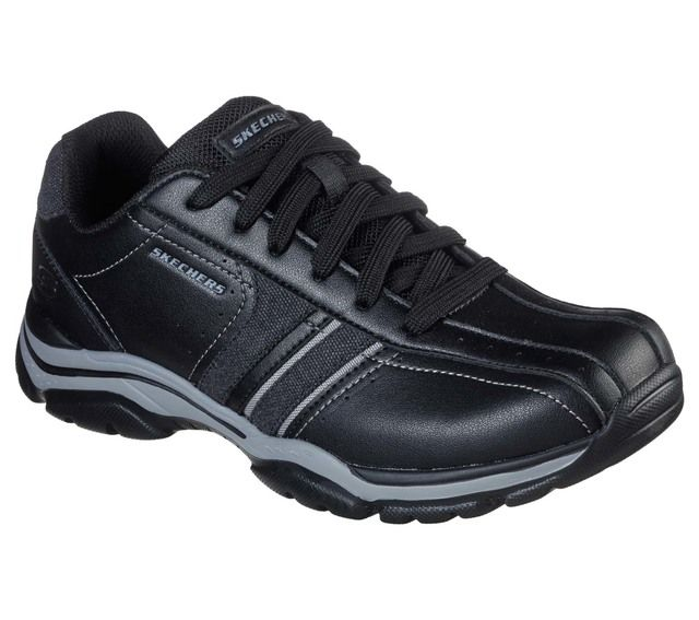 Skechers Casual Shoes - Black - 210056 ROVATO ENDRO
