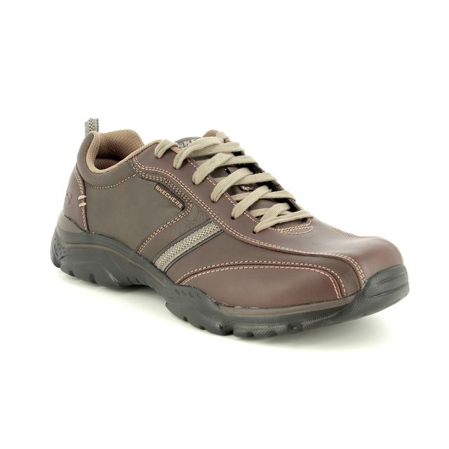 Skechers Casual Shoes - Brown - 65419 ROVATO LARION