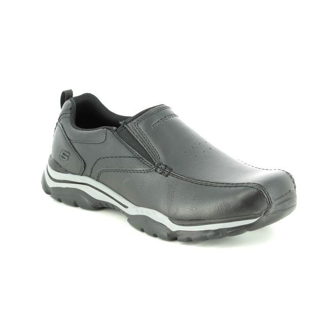 Skechers Casual Shoes - Black - 65415 ROVATO VENTEN