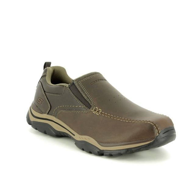 Skechers Casual Shoes - Dark brown - 65415 ROVATO VENTEN