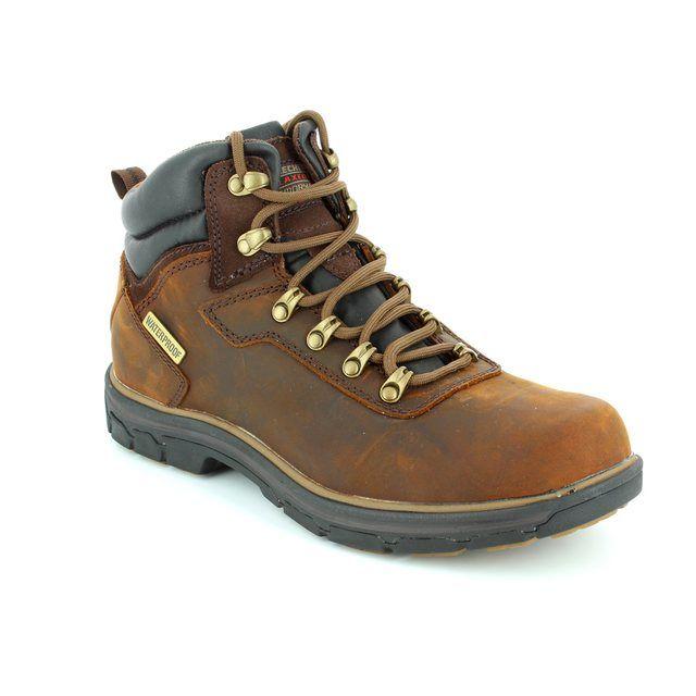 Skechers Segment Ander 64521 BRMS Brown boots