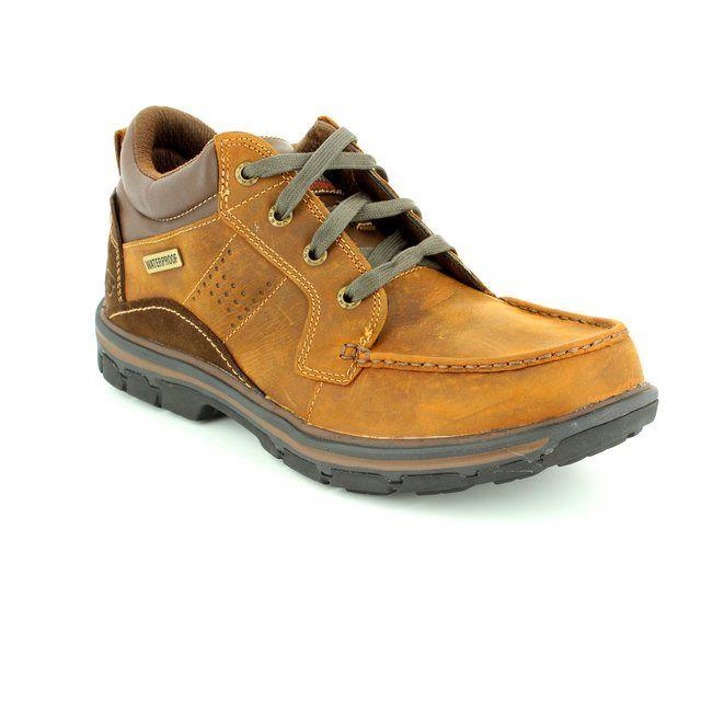 Skechers Segment Melego 64522 Brown boots