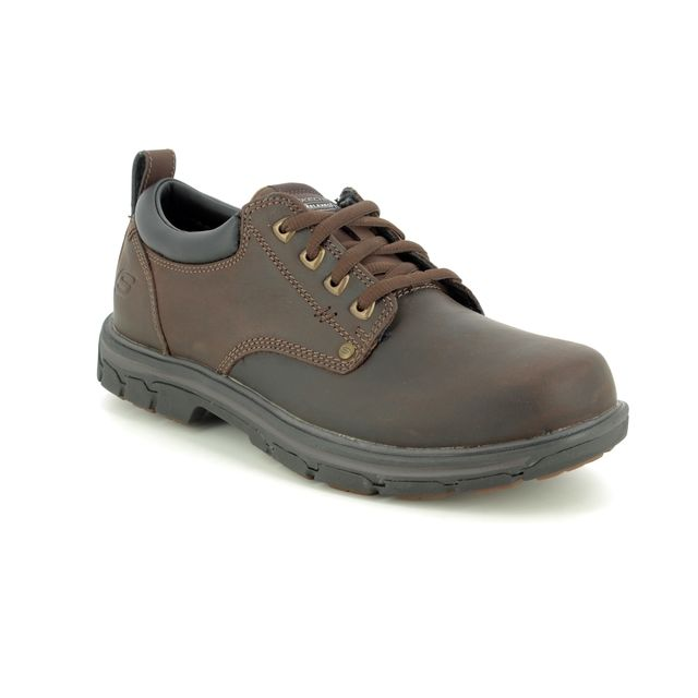 Skechers Casual Shoes - Brown - 64260 SEGMENT RILAR RELAXED FIT