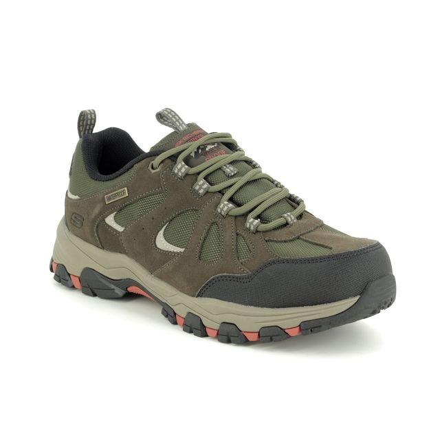 Skechers Casual Shoes - Brown - 66276 SELMEN REVANO