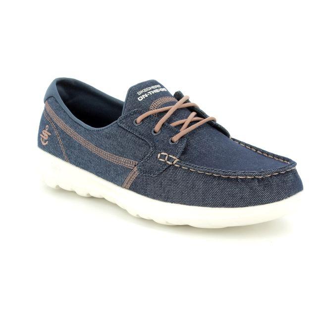 Skechers Loafers - Denim blue - 15435 SHORE