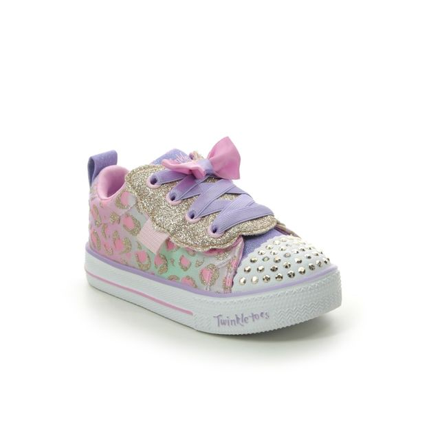 Skechers Trainers - Light pink - 314022N SHUFFLE BOW