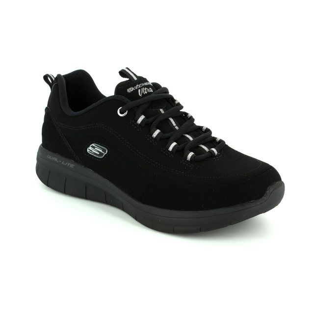 Skechers Side Step 12364 BBK Black trainers