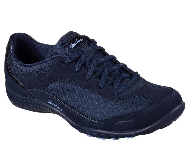 Skechers Simply Sincere 23031 NVY Navy trainers