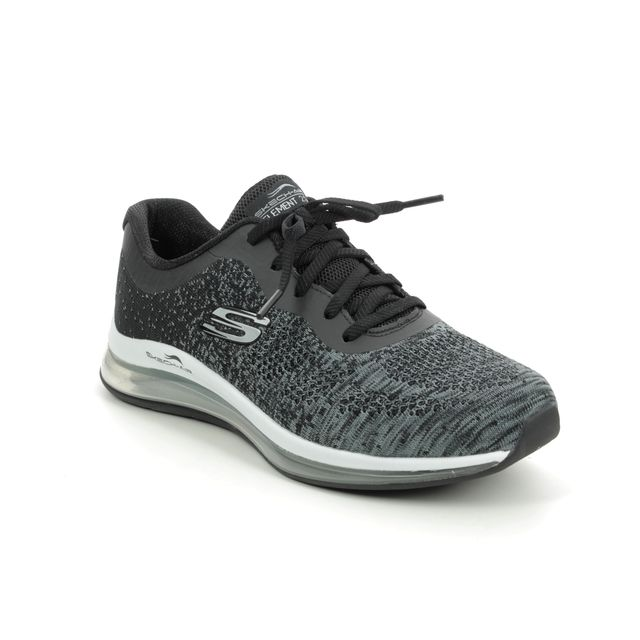 Skechers Trainers - Black-white - 149042 SKECH AIR DANCE