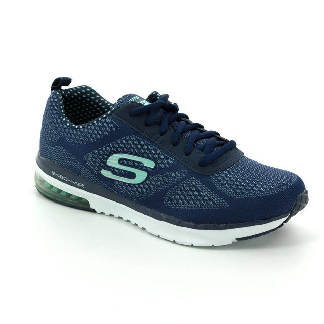 Skechers Skechair Infin 12111 NVY Navy trainers