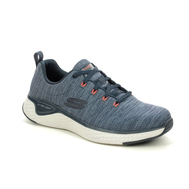 Skechers Trainers - Navy - 232049 SOLAR FUSE