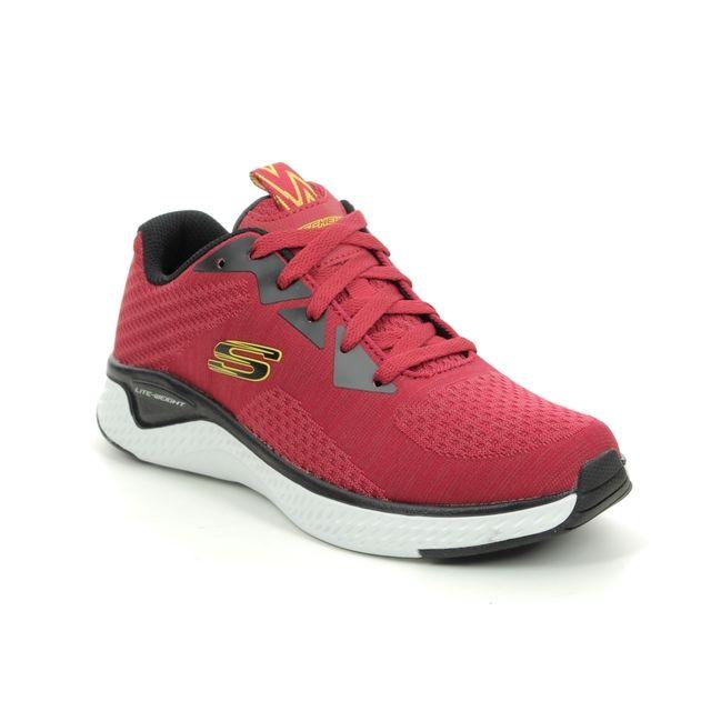 Skechers Trainers - Red-black - 400014L SOLAR FUSE LITE