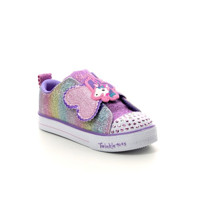 Skechers First Shoes - Multi Coloured - 10993 SPARKLE PALS