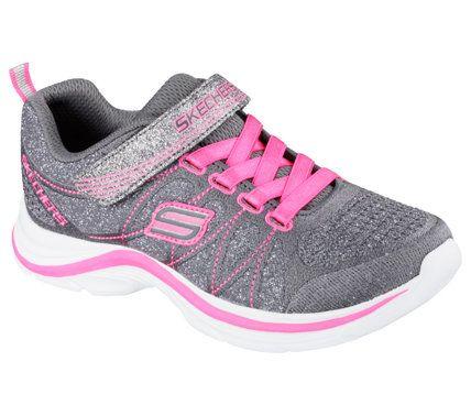 Skechers Swift Kicks 8149 GREY Grey everyday shoes