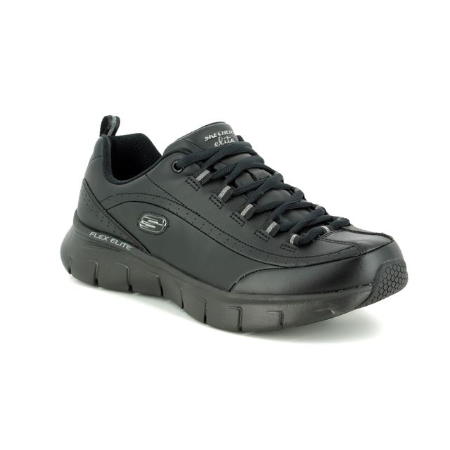 Skechers Trainers - Black - 13260 SYNERGY 3.0