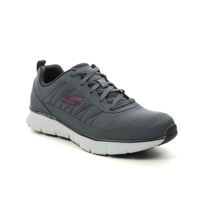 Skechers Trainers - Grey - 52584 SYNERGY 3.0