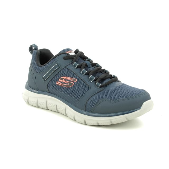 Skechers Trainers - Navy - 232001   TRACK KNOCKHILL