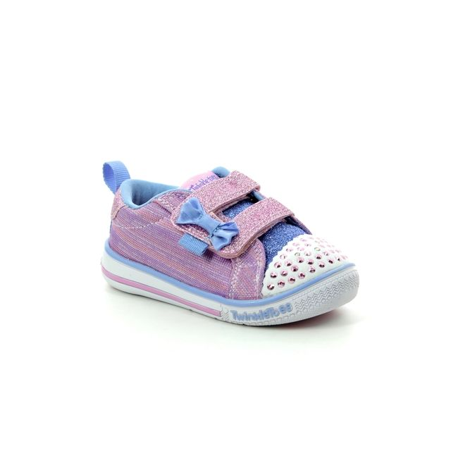 Skechers First Shoes - Pink - 20139 TWINKLE PLAY