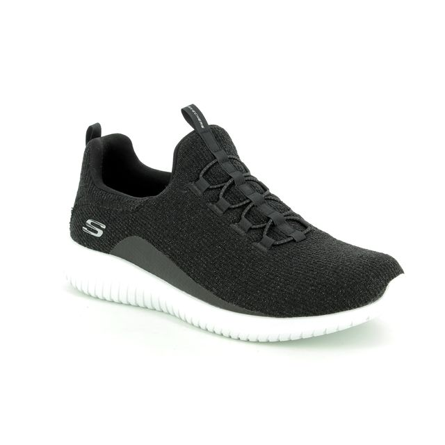Skechers Trainers - Black - 12830 ULTRA FLEX