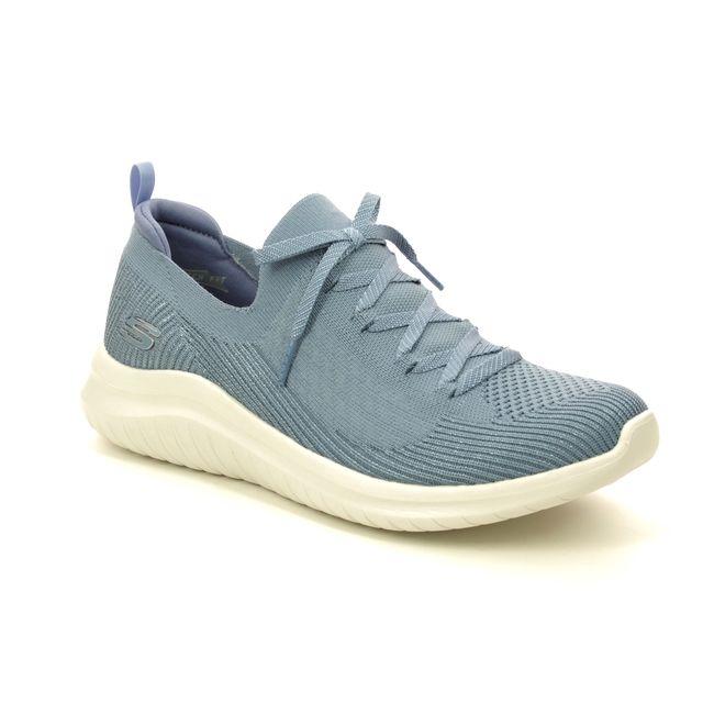 Skechers Ultra Flex 2.0 149064 Light blue trainers