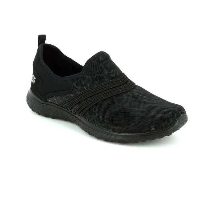 Skechers Trainers - Black - 23322 UNDER WRAPS