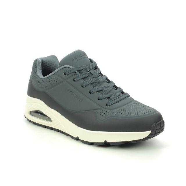 Skechers Uno Mens 232247 Grey trainers