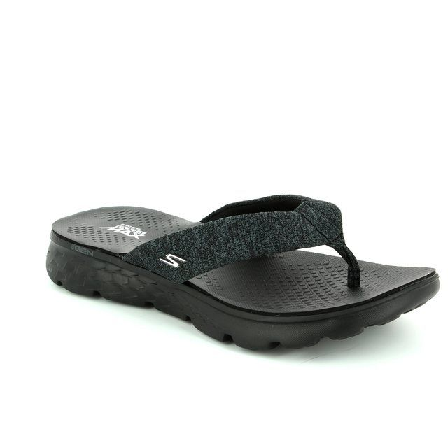 Skechers Vivacity 14656 Black sandals