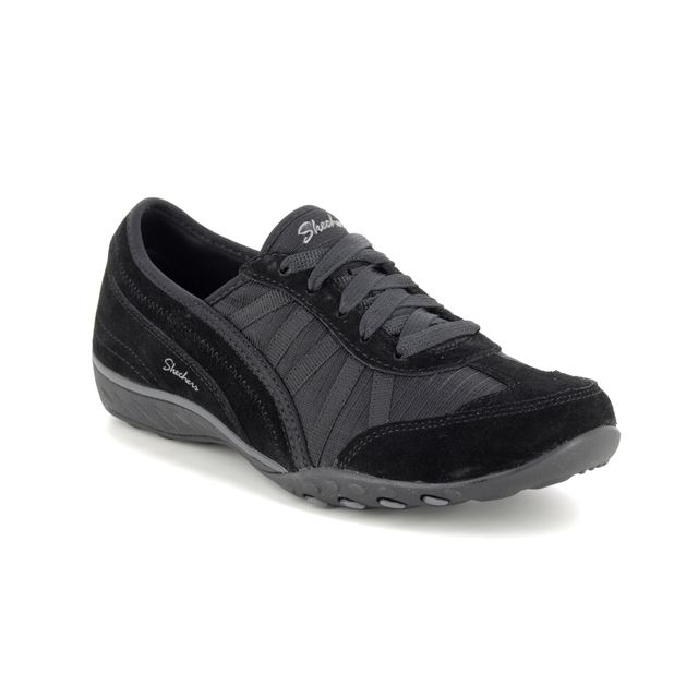 Skechers Lacing Shoes - Black - 23845 WEEKEND WISHES