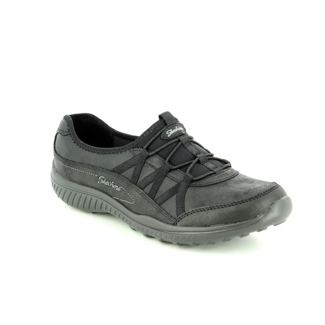 Skechers Trainers - Black - 23267 WELL TO DO