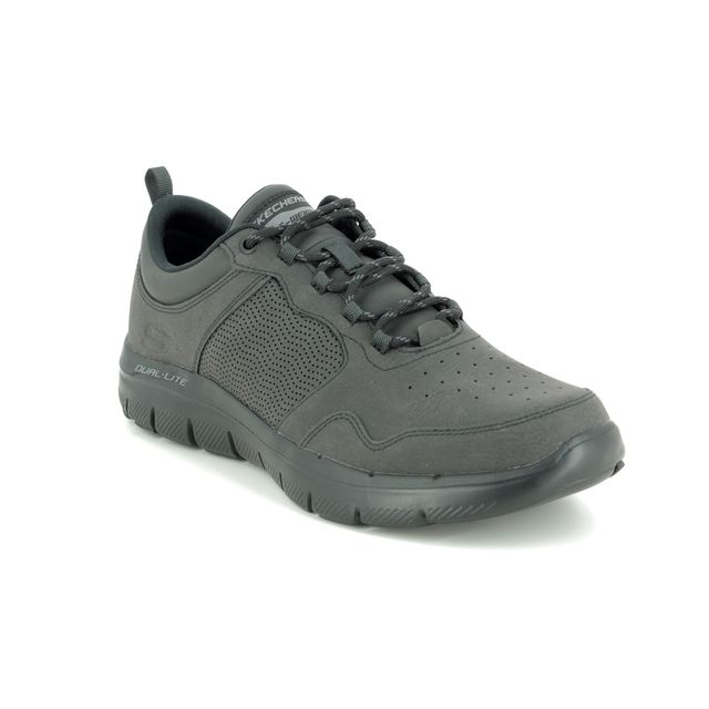 Skechers Trainers - Black - 999298   WHAT A THRILL