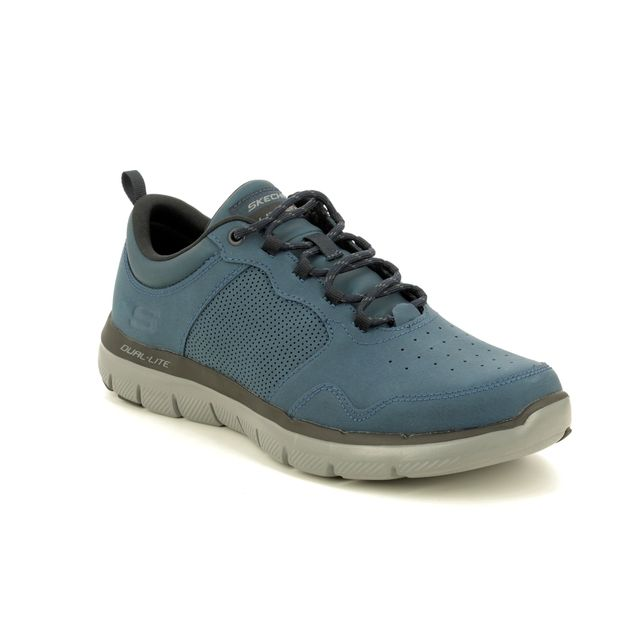Skechers Trainers - Navy - 999298   WHAT A THRILL