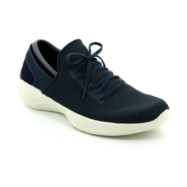 Skechers Trainers - Navy - 14950 YOU INSPIRE
