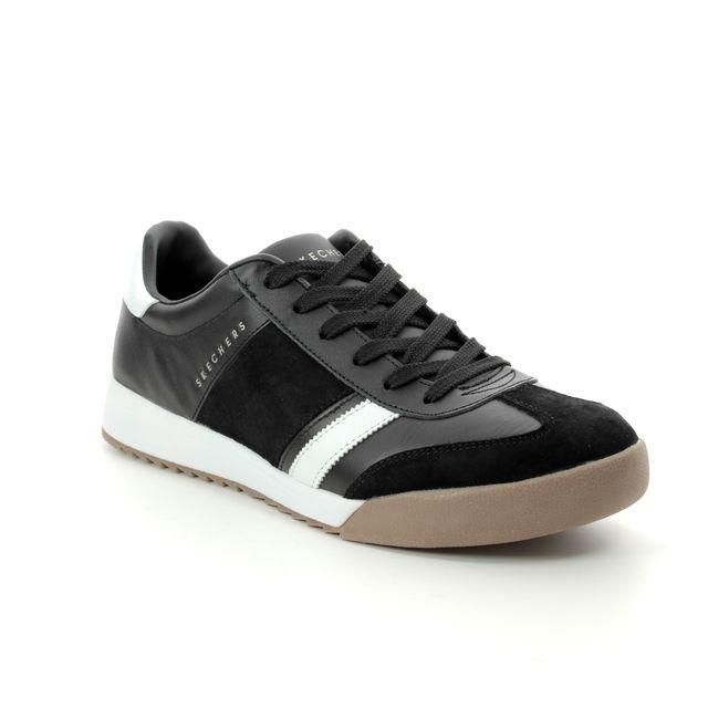 Skechers Trainers - Black-white - 52322 ZINGER SCOBIE
